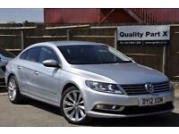 2012 Volkswagen CC 2.0 TDI BlueMotion Tech GT 4dr