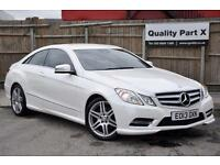 2013 Mercedes-Benz E Class 2.1 E220 CDI BlueEFFICIENCY Sport 7G-Tronic Plus