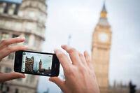 Cours de PHOTO avec téléphone INTELLIGENT avec Studios Drakkar