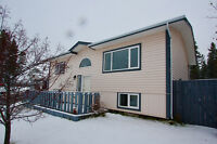 Copper Ridge Split Level on Greenbelt Lot!  PG ID# 143789