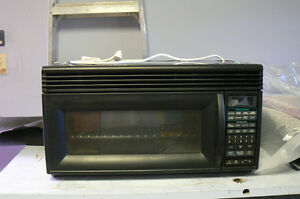 Microwave with Range Hood Combination Unit