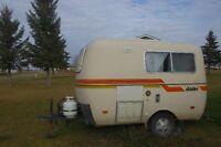 Boler 13ft Holiday Trailer