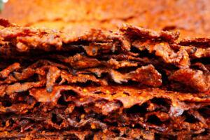 Kilishi (Nigerian Beef Jerky)