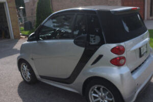 2014 Smart Car Convertible Electric