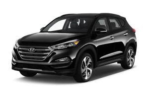 2017 Hyundai Tucson Limited AWD 1.6 L Bas Kilomètrage