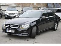 2014 Mercedes-Benz E Class 2.1 E300 CDI BlueTEC SE 7G-Tronic Plus 4dr