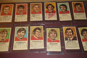 Looking for a camper trailer - Swap rare signed cards