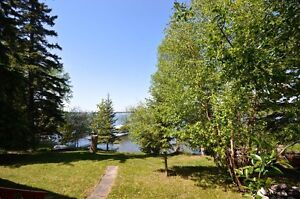 Lakefront cottage annual rental
