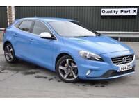 2014 Volvo V40 1.6 TD D2 R-Design Lux Powershift 5dr (start/stop)