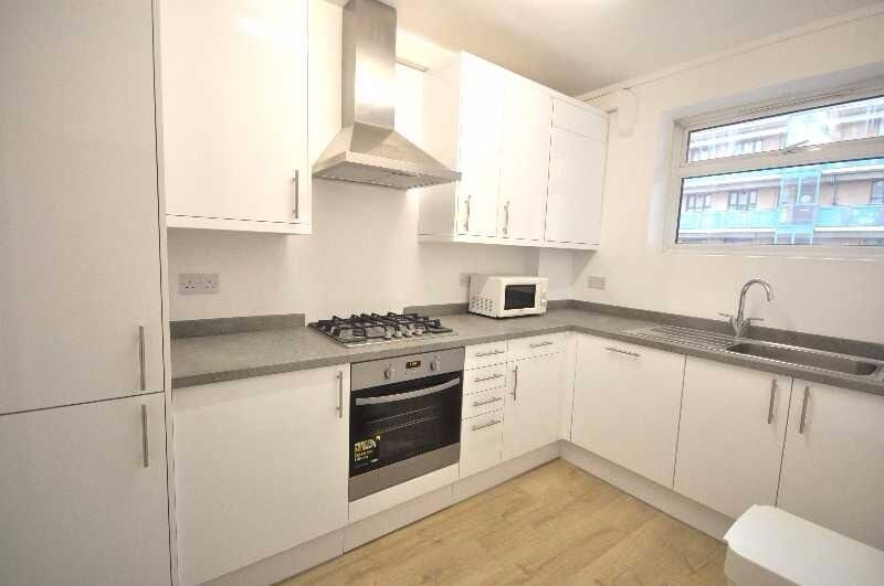 Large 3 Bedroom Apartment to Rent in Bloomsbury, Double Bedrooms, Kitchen/Diner, Available NOW!