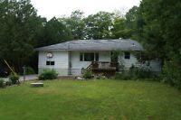 House for Rent with Easy Access and Partial View of Lake Muskoka