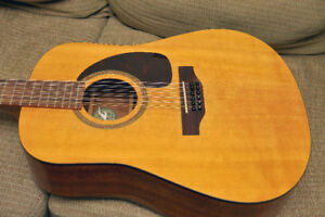 seagull m12 gloss  12 string acoustic guitar