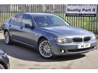 2007 BMW 7 Series 5.0 750Li LWB 4dr