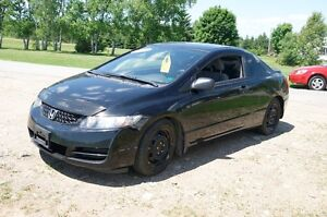2010 Honda Civic AUTO LOADED SPORT Coupe (2 door)