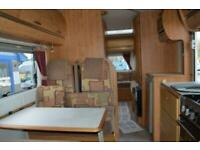 Autotrail Apache 700 FIAT DUCATO 6 SPEED GEARBOX 6 BERTH 4 TRAVELLING SEATS