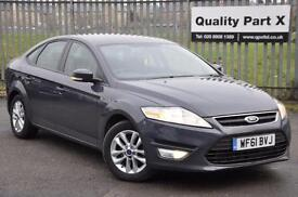 2012 Ford Mondeo 1.6 TDCi ECO Zetec 5dr (start/stop)