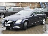 2014 Mercedes-Benz CLS 3.0 CLS350 CDI BlueEFFICIENCY Shooting Brake
