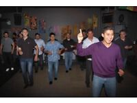 FOR MEN ONLY -FREE BEGINNER CUBAN SALSA GROUP CLASS TASTER - ** ONLY 9 SPACES LEFT.**