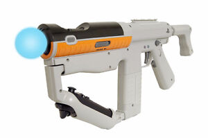 PlayStation Move Motion Controller + Move Sharp Shooter