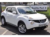 2013 Nissan Juke 1.6 16v Acenta Premium 5dr