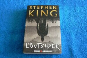 L`OUTSIDER ( Stéphen King )