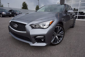 INFINITI Q50 2014 LIKE BRAND NEW!! 403$ MOIS 249995$