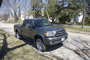 2003 Toyota Tundra Limited SAFETIED