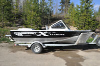 Harbercraft Extreme Duty Jet Boat with trailer for Sale