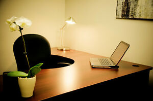 FURNISHED OFFICE & MEETING SPACES AVAILABLE