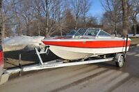 Trade/sell boat and trailer for car, pontoon, quad .....