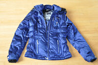 obermeyer size 8 designer winter ski jacket