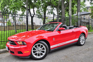 2010 Ford Mustang Pony Package V6 Convertible