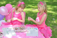 Girl's Birthday Party Entertainment ages 7, 8, 9 and up