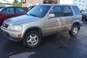 2000 Honda CR-V NEGOCIABLE CUIR