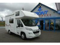 PLA Bela Easy Macau LHD LEFT HAND DRIVE CITROEN RELAY LEZ COMPLIANT 5 BERTH WITH