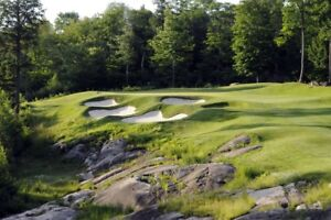 4 Rounds of Golf at Rocky Crest Golf Club in Muskoka