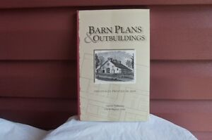 Barn Plans and Outbuildings-- Originally printed in 1889