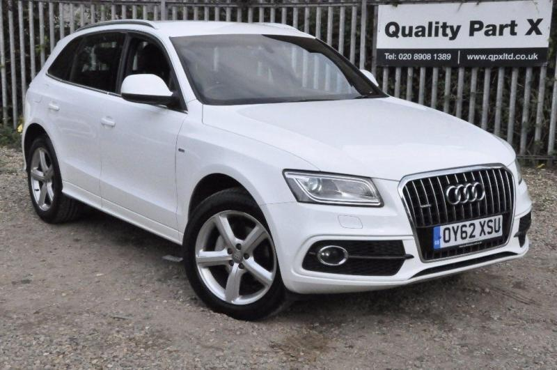 2012 audi q5 2 0 tdi s line s tronic quattro 5dr start. Black Bedroom Furniture Sets. Home Design Ideas