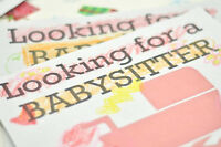 Looking for a part-time sitter to work evenings from 4pm-12am