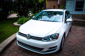 2016 Volkswagen Golf Wagon