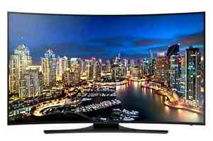 "65"" UHD 4K Curved Smart TV HU7250 Series 7"