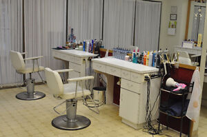 Price Reduced! Hair Salon for sale by Retiring Owners