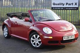2006 Volkswagen Beetle 2.0 2dr