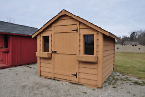 SOLID PINE SHEDS. HOLIDAY SALE!.