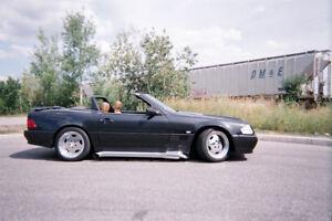 1991 Mercedes-Benz SL-Class Convertible