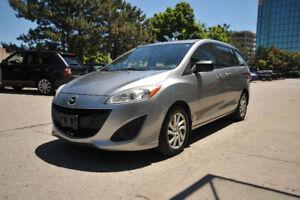 2012 Mazda MAZDA5 GS Auto Touring/CERTIFIED/WE FINANCE!