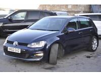 2012 Volkswagen Golf 2.0 TDI GT Hatchback DSG 5dr (start/stop)