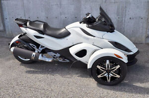 2010 CanAm Spyder RS-S SE5