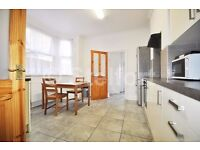 Just improved 4 bedroom house is set within walking distance to Turnpike Lane tube