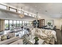 An exceptional three bedroom Penthouse apartment in the heart of South Kensington